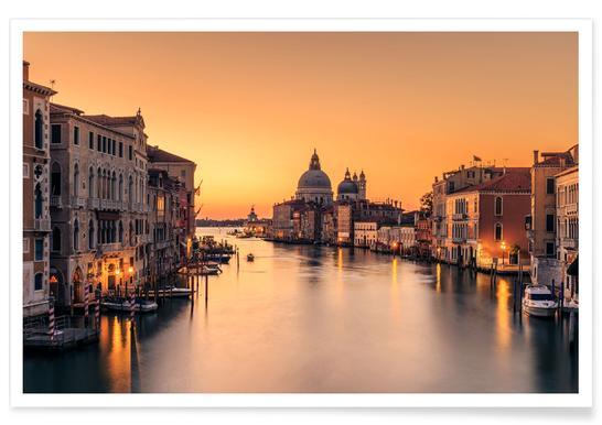 Dawn on Venice - Eric Zhang