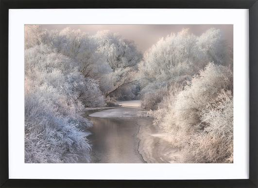 Winter Song ingelijste print