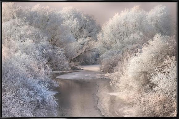 Winter Song Framed Poster