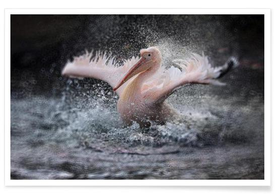Bathing Fun - Antje Wenner - Braun
