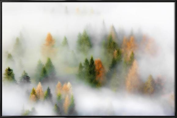 Autumn Dream - Kristjan Rems Framed Poster