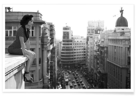 MAD Madrid - Alejandro Marcos - Premium Poster