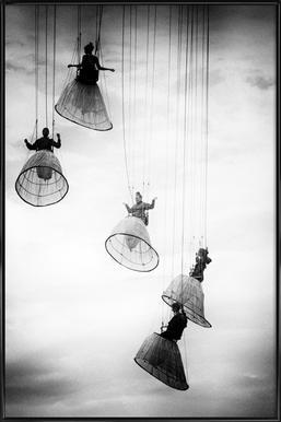 Dutch Angels - Julien Oncete ingelijste poster