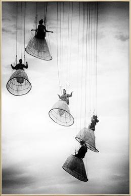 Dutch Angels - Julien Oncete Poster in Aluminium Frame