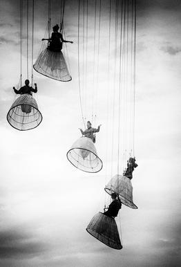 Dutch Angels - Julien Oncete Aluminium Print