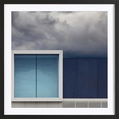 Nothing to Show - HarryVerschelden Framed Print