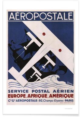 Aeropostale affiche