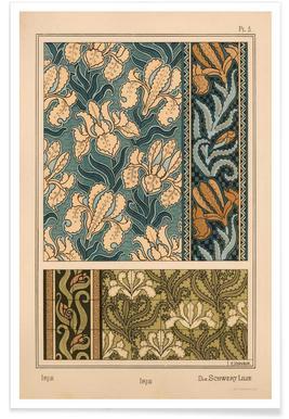 Eugene Grasset - Iris 03