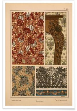 Eugene Grasset - Dandelion 45