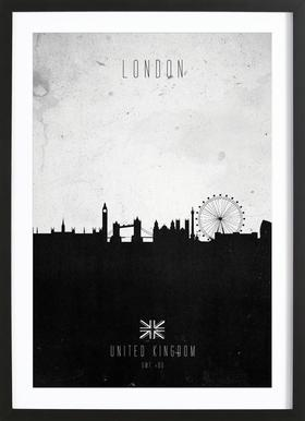 London Contemporary Cityscape