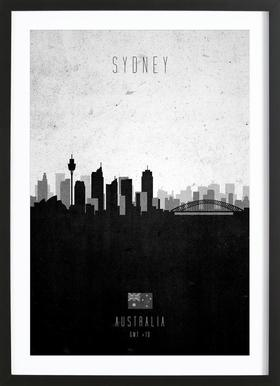 Sydney Contemporary Cityscape