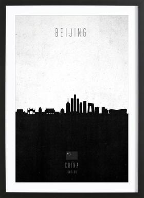Beijing Contemporary Cityscape