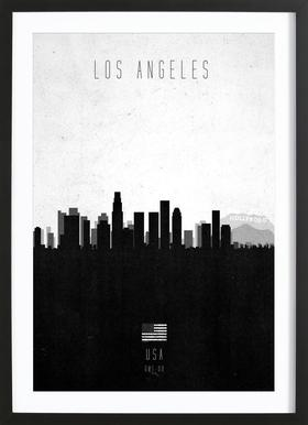 Los Angeles Contemporary Cityscape