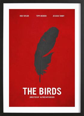 The Birds Framed Print