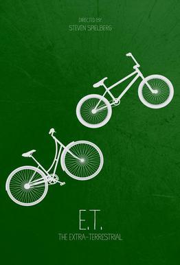 E.T. Acrylic Print