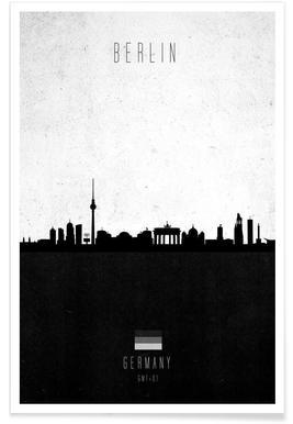 Berlin Contemporary Cityscape