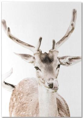 Deer I Notepad