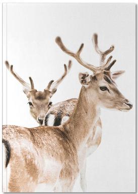 Deers II Notebook