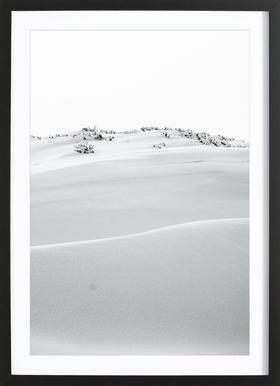 Dirft II Framed Print