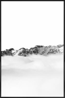 Divide Framed Poster