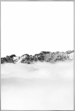 Divide Poster in Aluminium Frame