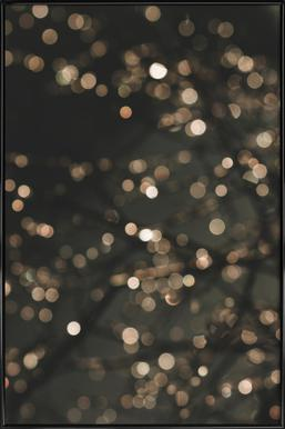 Midnight Glow Framed Poster
