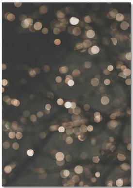 Midnight Glow Notepad