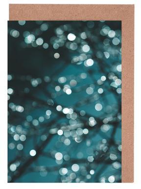 Midnight Sparkle Greeting Card Set