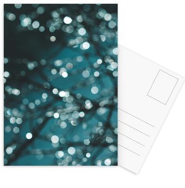 Midnight Sparkle Postcard Set