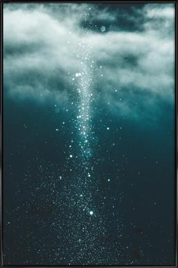 Mystic Falls Framed Poster