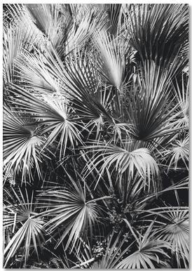 Palm Trees notitieblok