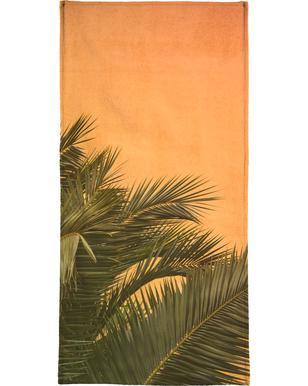 Palm II Bath Towel