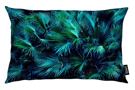 Amoung the Palm Leaves coussin