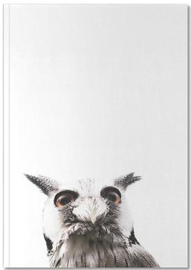 Lil Owl Notebook