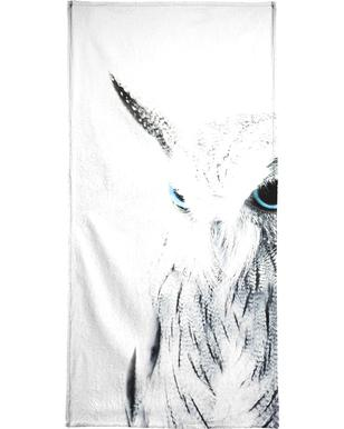 Owl II serviette de plage
