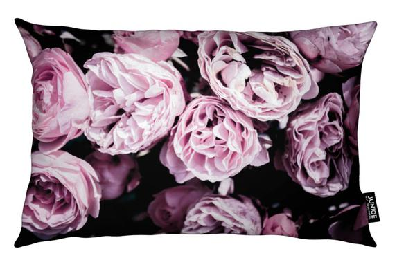 Pink Flowers III coussin