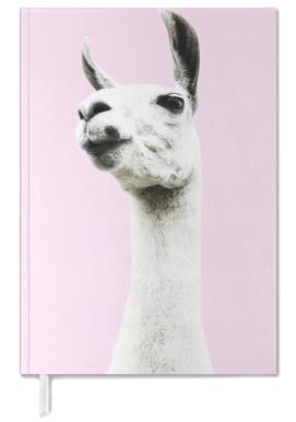 Pink Llama Personlig kalender