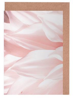 Pink Petals cartes de vœux