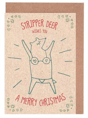 Stripper Deer
