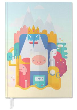 Adventure Time Personal Planner
