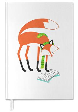 Scarf Fox Personal Planner