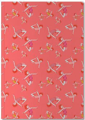 Jump For Joy - Pattern Notebook