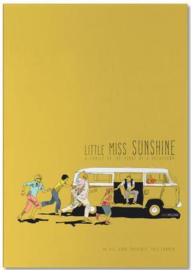 Little Miss Sunshine bloc-notes