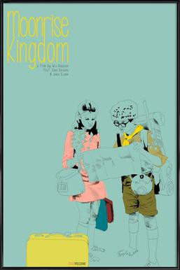 Moonrise Kingdom Framed Poster