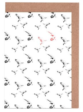 Mouettes Greeting Card Set