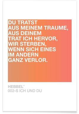 Ich und Du Light 02 -Poster