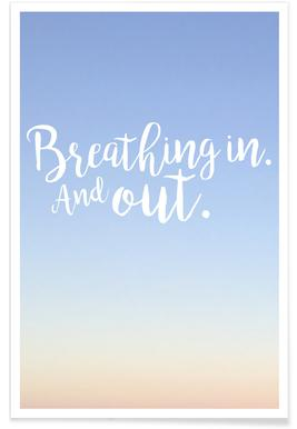 Breathing In -Poster