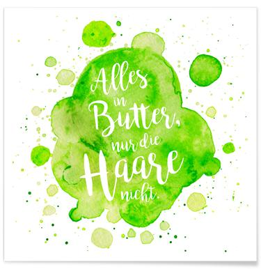 Alles in Butter poster