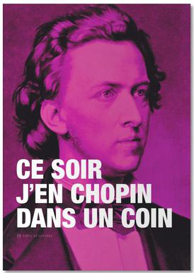 Chopin bloc-notes