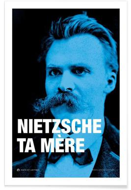 Nietzsche -Poster